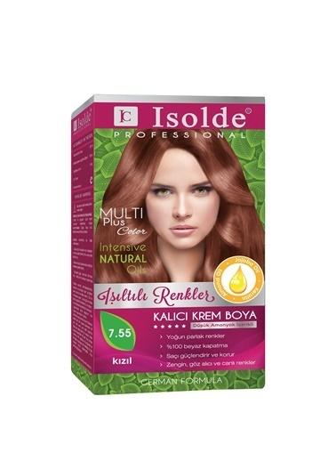 Zigavus Isolde Saç Boyası Kızıl 7.55 Kırmızı